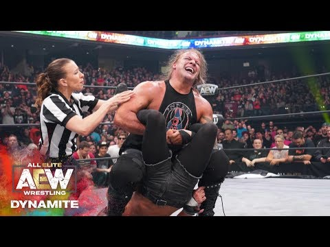 #AEW DYNAMITE EPISODE 3: DID DARBY ALLIN DEFEAT CHRIS JERICHO FOR THE AEW CHAMPIONSHIP?