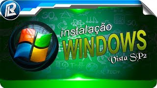 Como Formatar o PC e Instalar o Windows Vista SP2 Ultimate