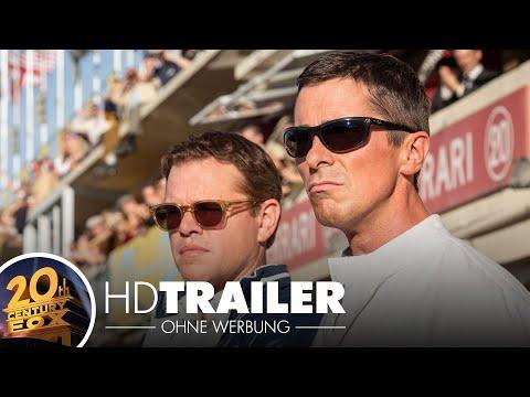 Le Mans 66: Gegen jede Chance | Offizieller Trailer | Deutsch HD German (2019)