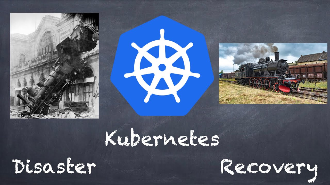 Kubernetes Disaster Recovery
