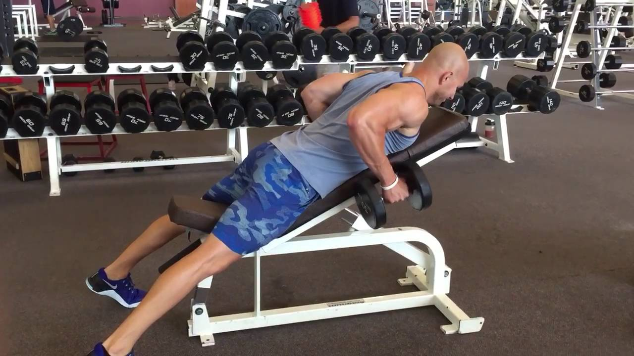 Tip A Back Friendly Alternative To Bent Over Rows T Nation