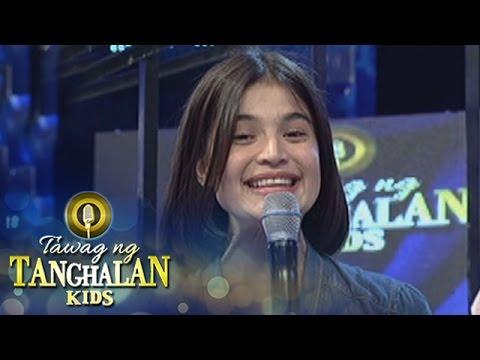 Tawag ng Tanghalan Kids: Vice sees something with Anne's tongue