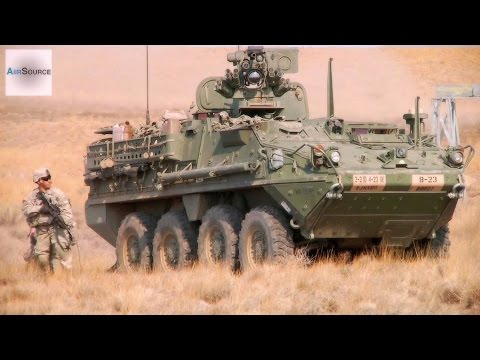 US Army & Japan Ground Self-Defense Force in Rising Thunder Exercise