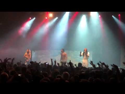 FLATBUSH ZOMBIES- NEW WORLD ORDER  LIVE SEE YOU IN HELL TOUR LONDON 2018