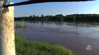 Grant Parish Farms Submerged from Excessive Rainfall