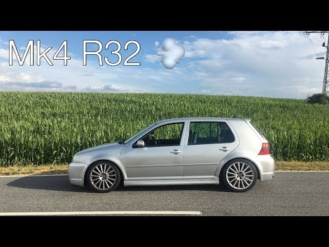 A day with a Mk4 R32