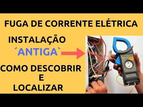 🅾️ Localizar FUGA de CORRENTE em QDC sem DRinstalação antiga
