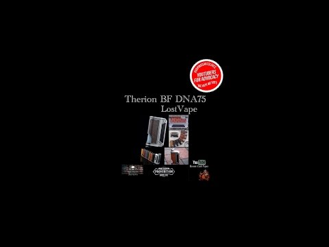 Therion DNA75 Squonk Mod (BF) by Lost Vape