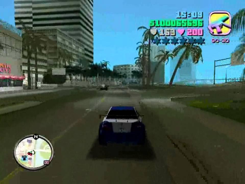 GTA VC BMW M3 GTR (Special Car) - YouTube