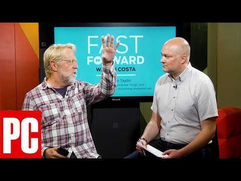 Move Fast and Break Things Author, Jonathan Taplin: Fast Forward