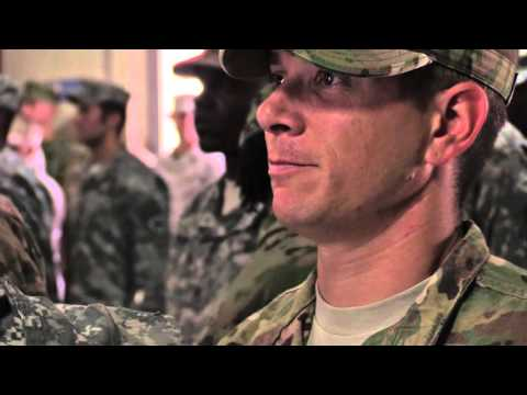 Patching Ceremony - YouTube