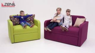 видео Детские диваны Тахта