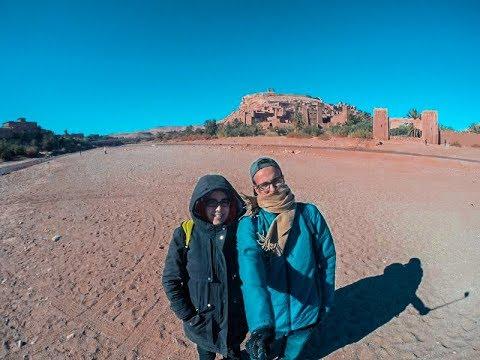 Amazing Ouarzazate Trip - GoPro HERO 3+