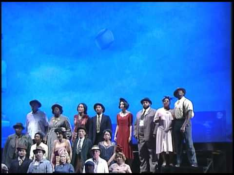"""Pittsburgh Opera:  The Summer King """"Did you see Josh Gibson hit that ball (excerpt)"""""""