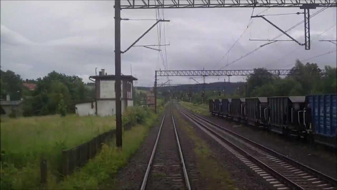 PKP TLK 16201 Karkonosze linia 274 odcinek  Świebodzice - Jelenia Góra 100 % Trasy