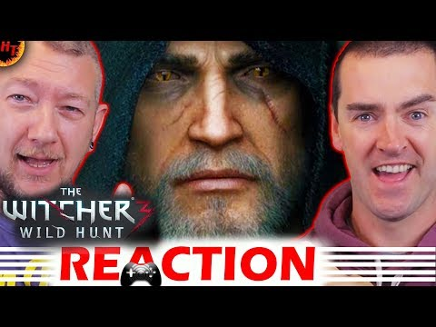 A Night to Remember & Killing Monsters REACTION -The Witcher 3: Wild Hunt