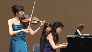 Boccherini : Menuet - Mitsuko Ito Violin Recital