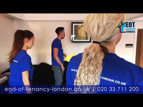 End Of Tenancy Cleaners in London - EOT Cleaning