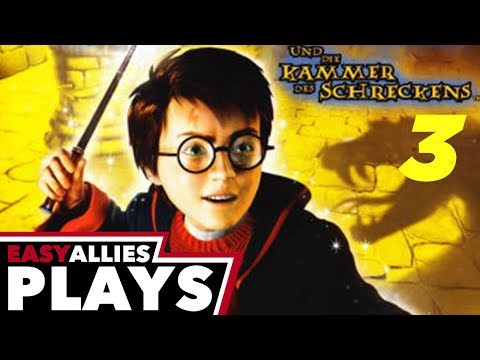 Kyle Plays Harry Potter and the Chamber of Secrets PS1  Pt. 3