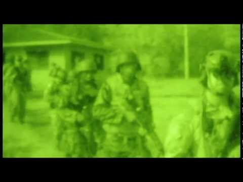 US Special Forces in Guyana, South America