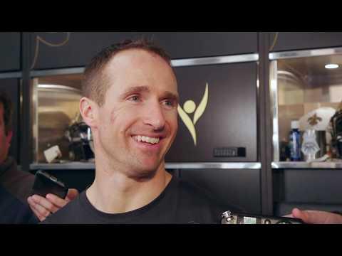 Drew Brees talks about facing Luke Kuechly, Carolina Panthers