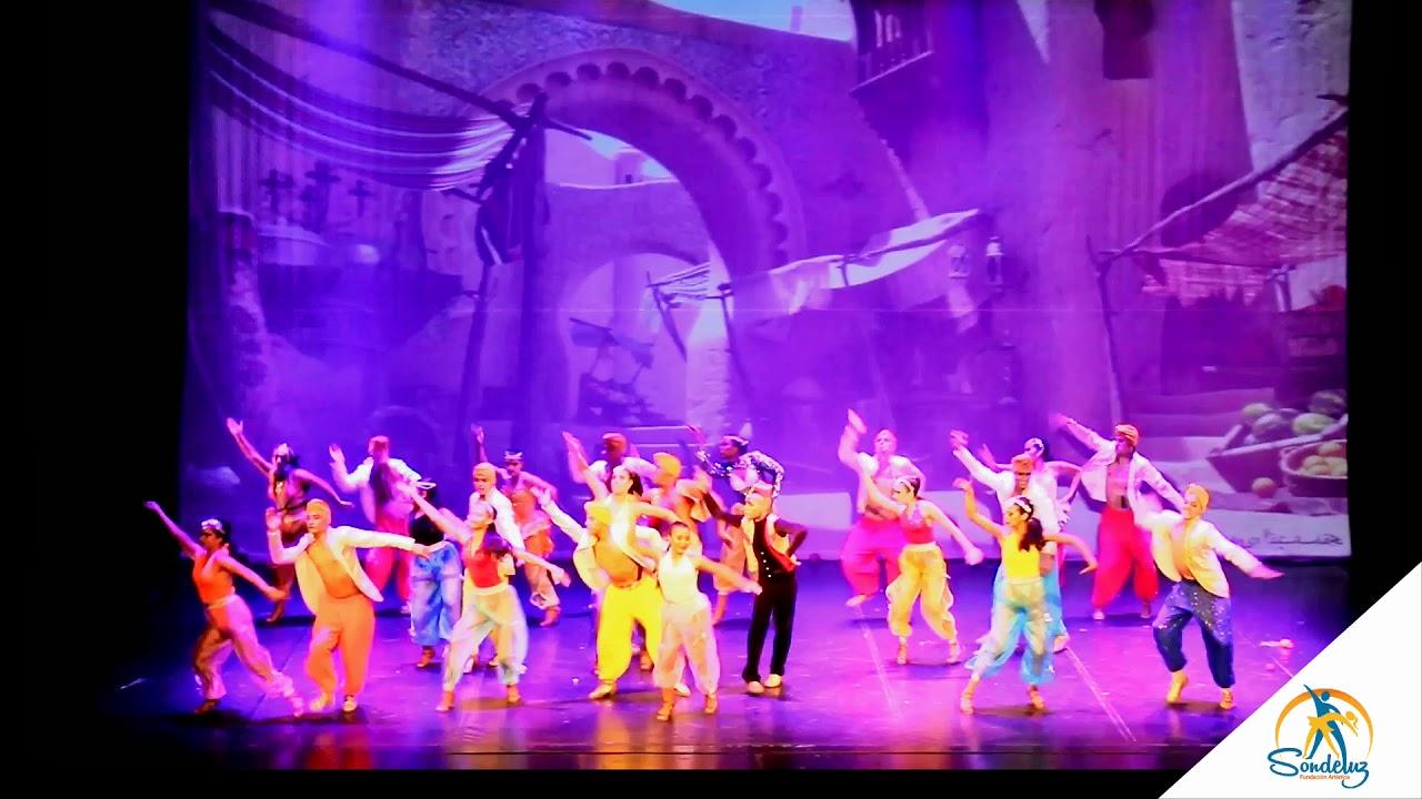 Aladdin y el Genio de la Salsa, Sofrito, Dinastia Sondeluz