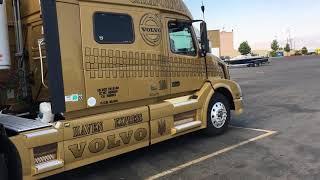 Дальнобой По США Volvo Первый Милиончик