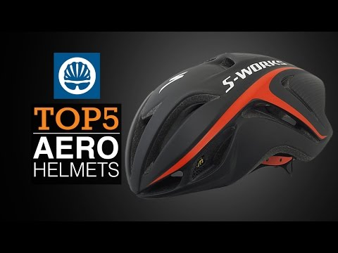 Top 5 - Aero Cycling Helmets