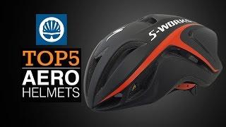 Top 5 - Aero Cycling Helmets