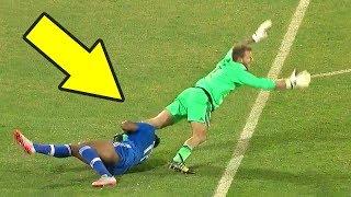30 САМЫХ смешных и нелепых моментов в футболе