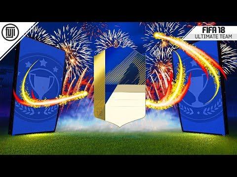 MADNESS!!! TOTS FUT CHAMP REWARDS!!! - FIFA 18 Ultimate Team