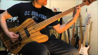 Gimme Three Steps - Lynyrd Skynyrd Bass Cover
