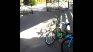Велоспорт в Казахстане 1 часть