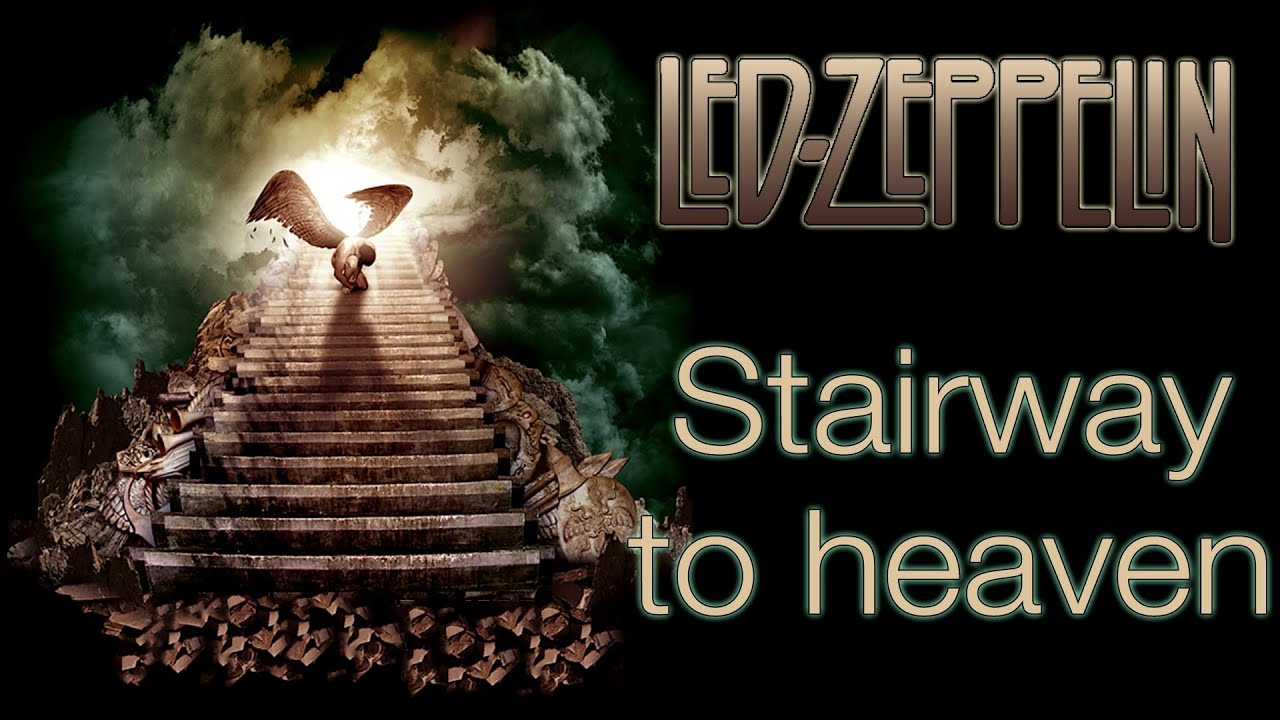 Stairway To Heaven Solo Led Zeppelin Guitar Cover