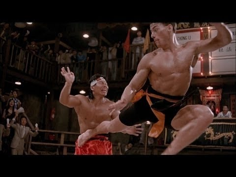 película de artes marciales, el mejor contacto sangriento Películas de español, latino
