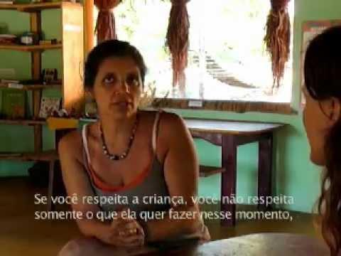 Pestalozzi Free Schooling, Piracanga, Brasil