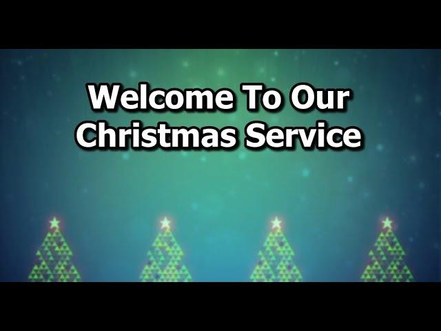 EVNaz Christmas Day Service (12/25/2020)