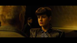 Blade Runner 2049 - Deckard Meet Mr. Wallace Scene - Her Eyes Were Green