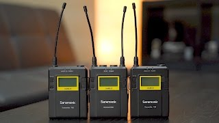 Saramonic UWmic9 Review & Comparison to RodeLink Wireless Filmmaker