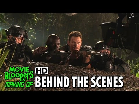Jurassic World (2015) Making of & Behind the Scenes