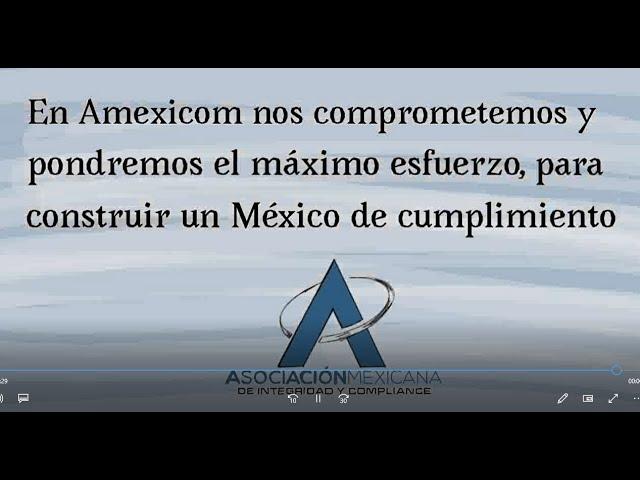LEVANTEMOS A MÉXICO CON AMEXICOM
