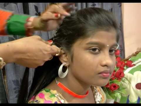 Siga Singaaram-49(Hair style video by eenadu.net)