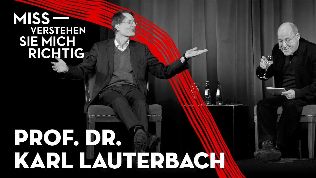 Fleischlos Und Salzlos Gregor Gysi Prof Dr Karl Lauterbach Youtube