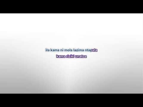LYRICS VIDEO ACHA WASEME -OTILE BROWN