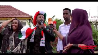 AHMED ZAKI OO SI HEER SARAA LOOGU SOO DHAWEEYEY MAGALADA HARGEISA 2017