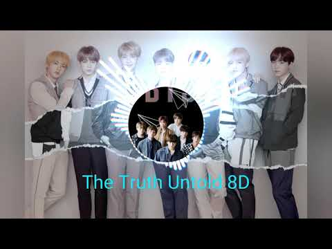 The Truth Untold-BTS (8D) Usar Audiculares