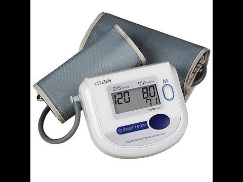 Dia significa monitor de presión arterial