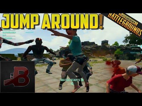 Jump Around! - PUBG