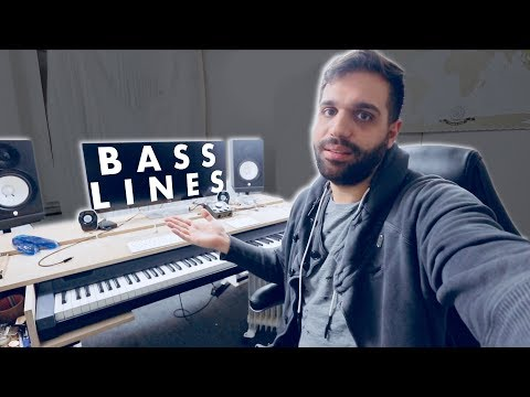 Creating Bass Lines without knowing any Music Theory