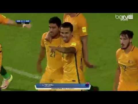 Tim Cahill Goal Vs UAE